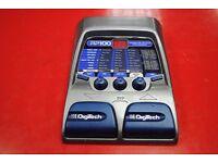 DIGITECH RP100 Modeling Guitar Processor £65