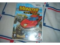 Monster 4X4 World Circuit Nintendo Wii - Boxed complete