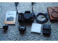 canon EOS 7D MARK2 BODY and lens