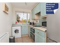Highly desirable, 1 bedroom, ground flat with lockable garage at the Gyle – available NOW