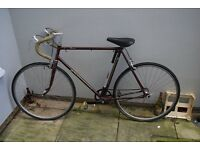 Vintage Racing Bike, Puch Maxima, Single speed