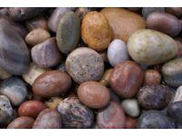 20 mm moray pebble/stones
