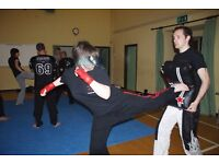Kickboxing and fitness classes