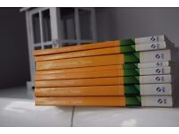 Set of AAT Level 2 books published by Osborne Books. The books are in very good condition.