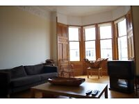 Exceptionally high quality flat for rent in Marchmont