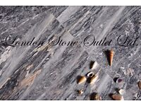Coral Grey Polished Marble Tiles 60cm x 30cm x 1.2cm (6 m2 JOBLOT OFFER)