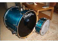 Mapex VXB six piece Drum Kit