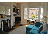 Large 2 double bedroom, 2 bathrooms split level apartment minutes from Oval underground station