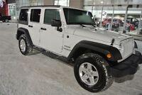2014 Jeep Wrangler Unlimited Sport 4X4, **4 Portes, seulement 23