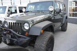 2009 Jeep Wrangler Unlimited Rubicon ** Winch*