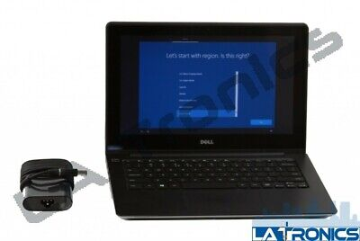 "Dell Inspiron 11.6"" 3000 Series 3138 15.6"" Touch 2.0GHz 4GB 500GB HDD Laptop ""C"""