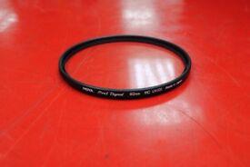 Hoya Pro-1 Digital 82mm UV Filter Made in Japan £38