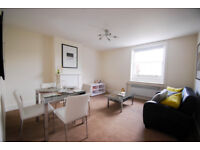 Spacious two bedroom St Johns Wood NW8 flat in stucco fronted building