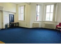 OFFICE SPACE AVAILABLE AT TOXTETH TOWN HALL L8