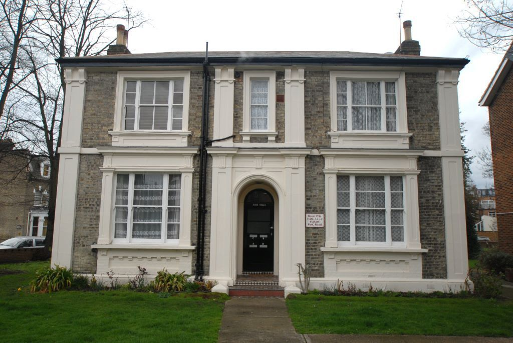 Fulham bright first floor flat in prime and quiet location
