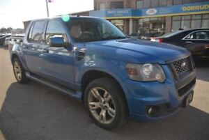 2010 Ford Explorer SPORT TRAC/ADRENALIN/SUNROOF/LEATHER/20 INCH