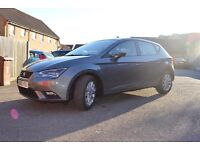 SEAT LEON 2.0 TDi Tech pack Full service histiory MOT sep 2017 NEW TYRES
