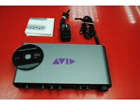 Avid Mbox Pro Complete £300