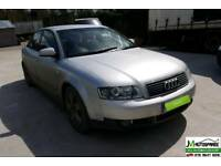 01-04 Audi A4 Tdi PARTS ***BREAKING ONLY SPARES JM AUTOSPARES