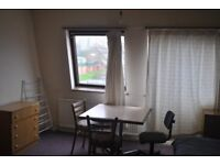 Large twin room available