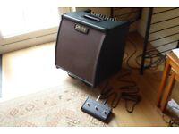 Acoustic amplifier Crate CA 120D 120 Watts