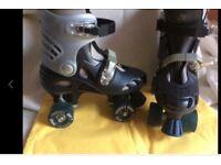 Quad Roller Skates size 5 £15ono