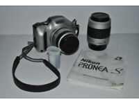 Nikon Pronea S SLR film camera