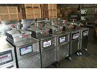 Henny Penny, Chicken Shop Equipment, Made in USA