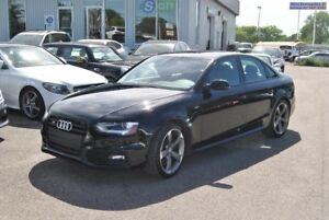 2014 Audi S4 Progressiv , Black Optic Package