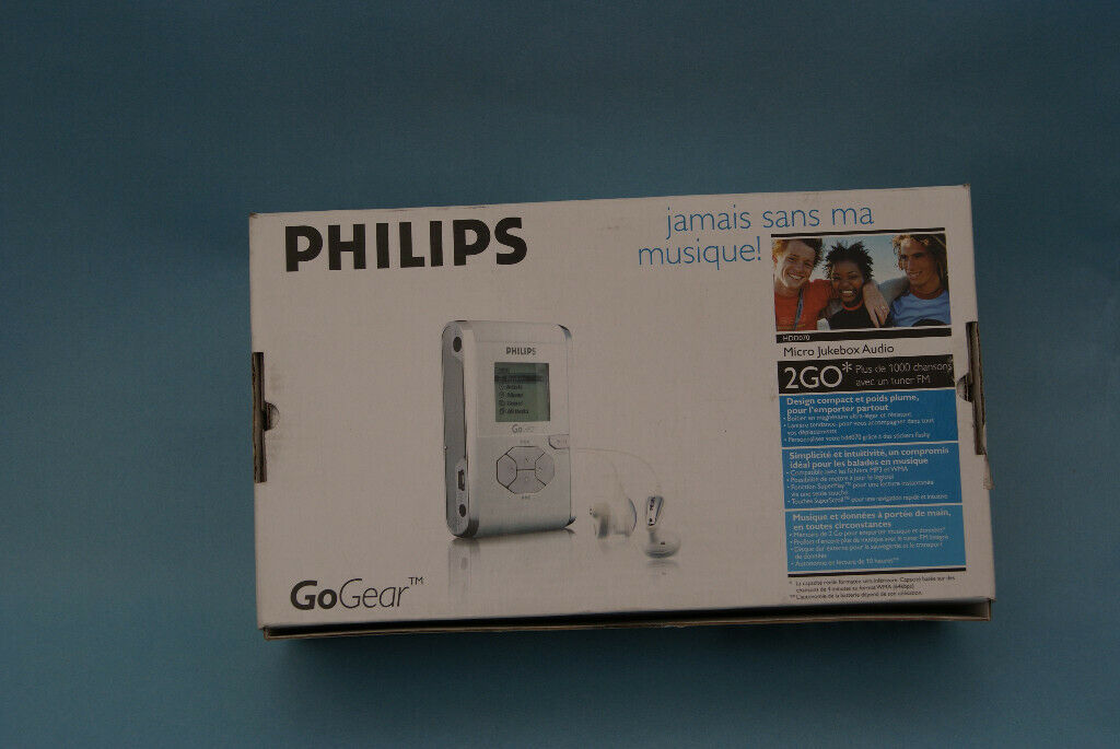 Philips MP3 player | in Keith, Moray | Gumtree