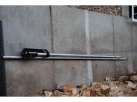 GP2500 vertical antenna for 6m to 80m