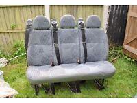 Car parts - MINI-BUS SEATS for Ford Transit