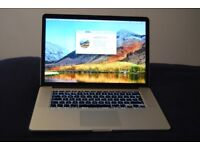 "MacBook Pro 15.4"" 2014 Great Condition"