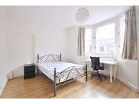 Finchley Road - Two double bedroom basement flat in great location offered furnished