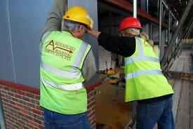 Labourer in Rye Area Urgently required for Industrial/Commercial Roofing Contractor
