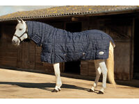 Horse Stable Rug with Neck - various sizes - NEW