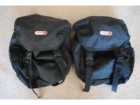 Phil & Teds E3 buggy / pushchair bags / pannier bags x2