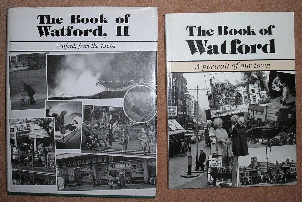 Book of watford 1 and 2