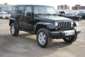 2008 Jeep Wrangler Sahara Unlimited