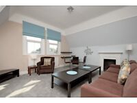 A spacious 3 bed flat close to Wimbledon common and village. Ridgway, SW19
