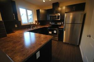 Brand new UNFURNISHED 3 bedroom townhome in North Edmonton!