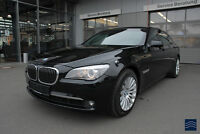 BMW 760Li High Security VR7/VR9 Werkspanzer Armoured