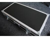 Flight case for musical instruments