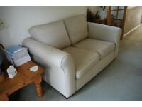 Two-seater sofa, used in good condition.
