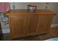 G Plan Solid Oak Dresser