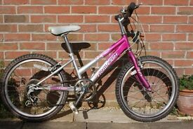 Girls Raleigh Krush Bike age 5-8