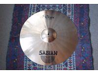 "Sabian Pro Sonix 20"" Ride Cymbal & Stand"