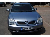 VAUXHALL VECTRA CLUB 1.9CDTI 2006 MOT NOVEMBER HISTORY 110K ONLY £1395 P/X POSSIBLE CAR or BIKE
