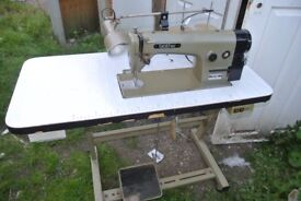 BROTHER Industrial sewing machine MODEL MARK 2
