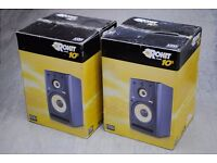 Pair of KRK Rokit RP10-3 Monitor Speakers